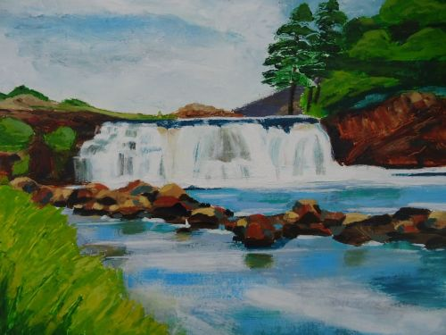 Ashleigh Falls, Co. Mayo - Code: L.32