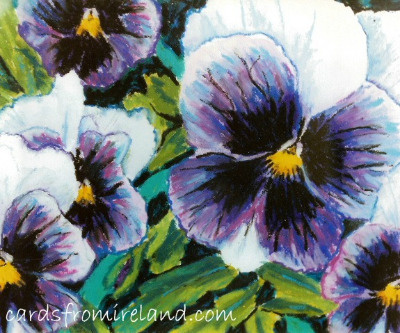 Pansy 03 Code: F.06