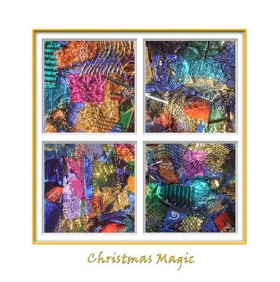 Christmas Magic 01. Pack of 4. Code: X.11