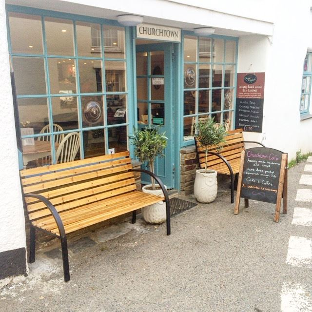 Churchtown - St Teath village cafe