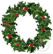 Tudor wreath actual