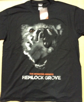 25 mixed hemlock grove t shirts just £1.50 each