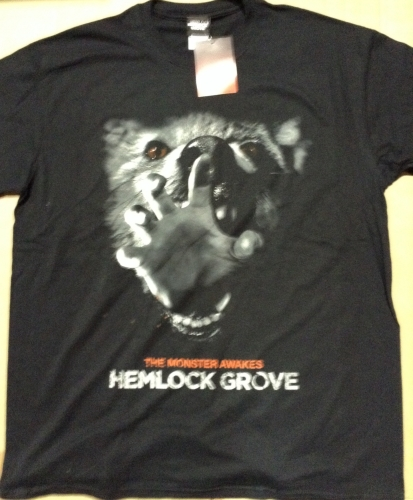 New Product 25 mixed hemlock grove t shirts just £1.50 each