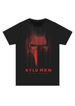 24 men's star wars kylo ren t shirts just £1.95 each