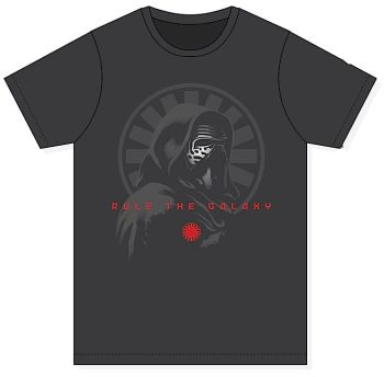 24 men's star wars rule the galaxy t shirts just £1.95 each