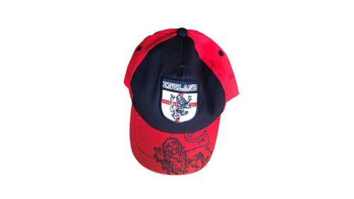 12 England Caps 2-6 Years