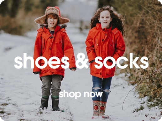 Wellies, Socks, Slippers & Shoes