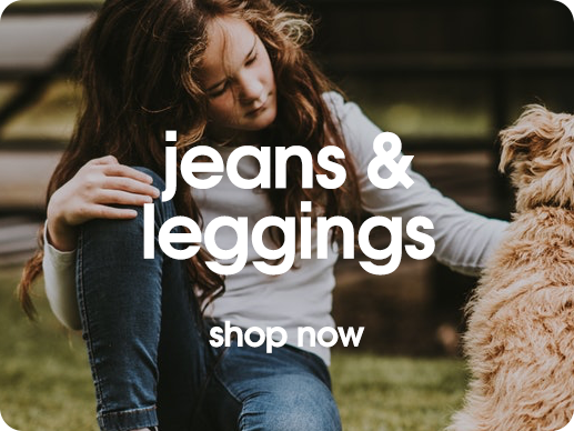 Leggings, Trousers & Jeans