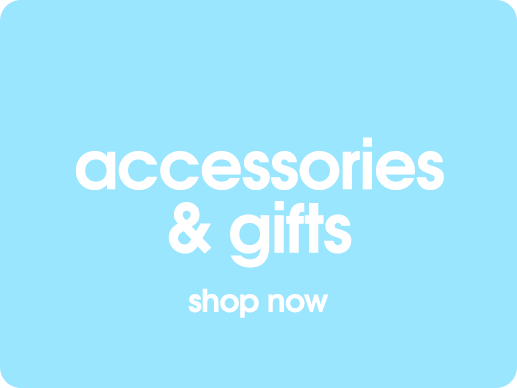 Accessories, Shoes & Gifts