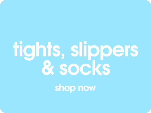 Bootees, Socks, Slippers & Tights