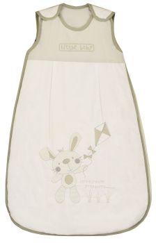 6 Baby Cotton Mr Sandman Sleeping Bags 3.5 TOG Bunny & Kite