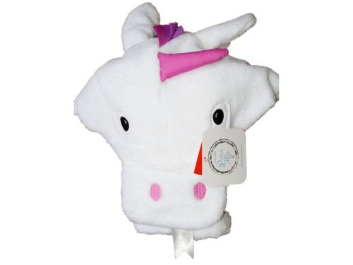 10 hooded poncho/swim towel unicorn just £6 each