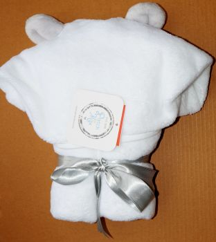 10 hooded poncho/swim towel teddy ears just £6 each
