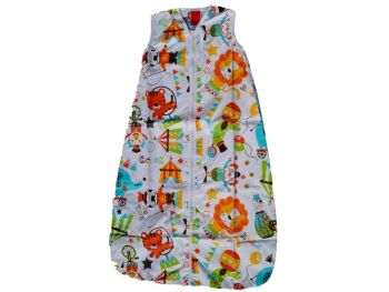 11 Baby Cotton Mr Sandman Sleeping Bags 0.5 TOG Circus