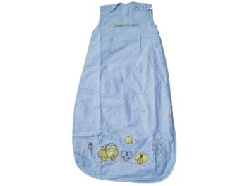 12 Choo Choo Cotton Chambrey Sleeping Bags 1 TOG Age 3-6 Years
