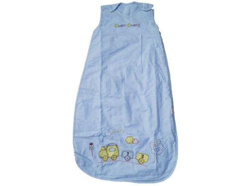 12 Choo Choo Cotton Chambrey Sleeping Bags 1 TOG Age 3-6 Years