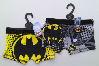 9 Batman Single Hangered Boxers/Trunks