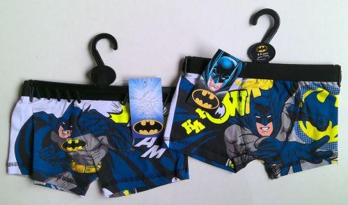 9 Batman Hangered Trunk