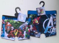 4 Marvel Avengers Hangered Trunk