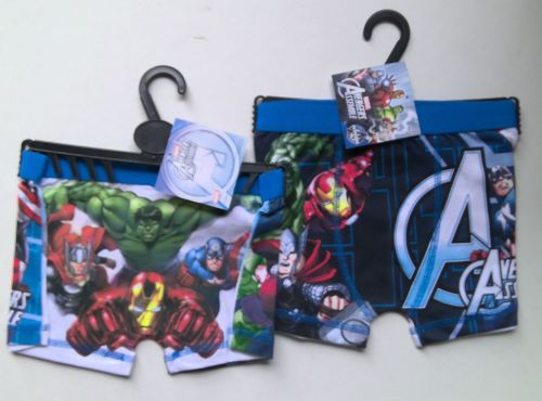 4 Marvel Avengers Hangered Trunk