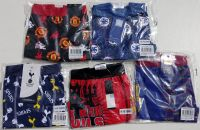 10 boy's ex store single pack football team boxers