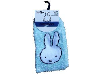 10 Ex Store Ladies Miffy Cosy Socks new price 65P