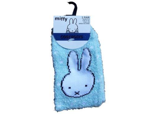 10 Ex Store Ladies Miffy Cosy Socks
