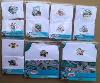 8  Thomas the Tank Engine 2 pack vests just £1.25 each