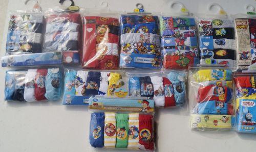 9 boys x store  5 pack briefs just £2.50 each