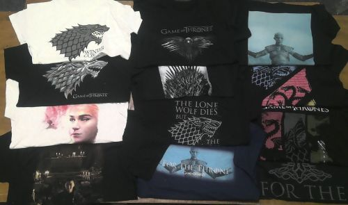 20 game of thrones t shirt