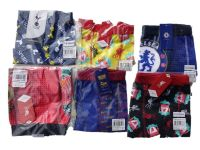 7 boy's ex store single football team boxers