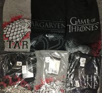 50 new styles flat packed game of thrones t shirt NEW STOCK just £2.00 each