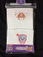 18 girls paw patrol 2 pack vests just £1.30 each