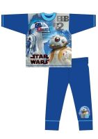 18 boy's Star Wars Long Pyjamas