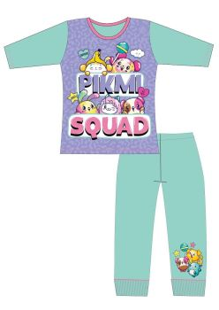 18 Pikmi Pops Long Sublimated Pyjamas