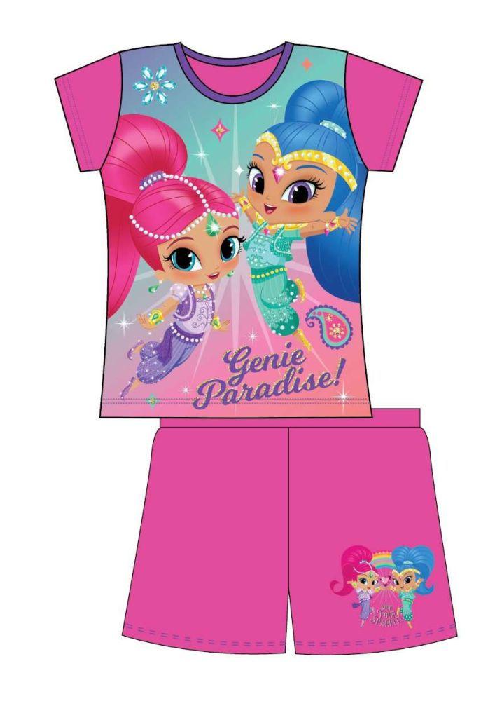 18 Shimmer & Shine Short Pyjamas