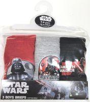 18 boy's Star Wars 3 Pack Briefs
