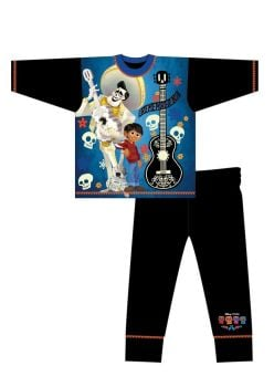 18 Disney Coco Sublimated Long Pyjamas