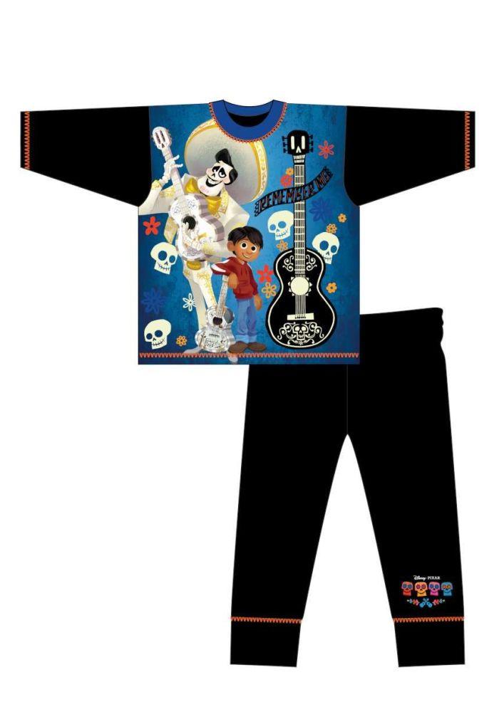 18 Disney Coco Sublimated Long Pyjamas