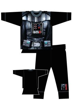 18 boy's Star Wars Long Novelty Pyjamas