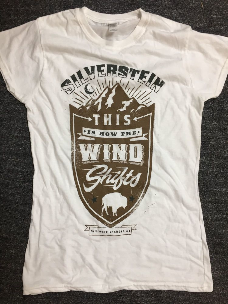 New Product 80 silverstein t shirts just £1.00 each