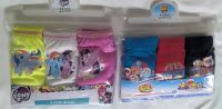 90 Girls and Boys My Little Pony and Go Jetters 3 pack brief £1.00 each