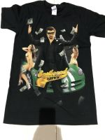 25 Men's Ex Store Black Eastbound & Down T Shirts  £1.50