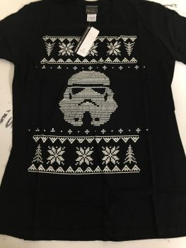 New Product 16 mens christmas star wars storm trooper t shirts just £2.00 each sizes s m l xl