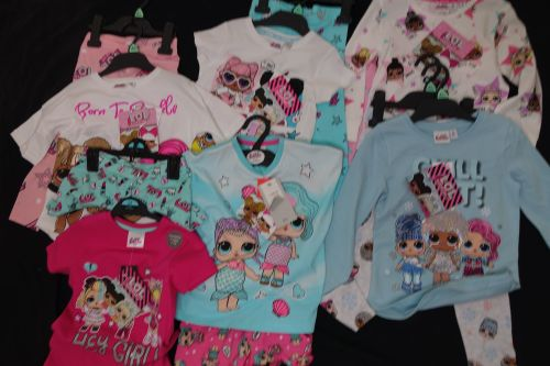 New Product DEAL!! 42 mixed x store lol doll pyjamas just £2.50 each