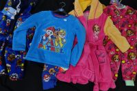New Product 9 x store fleece p.j robe and onesie paw patrol just £3.00 each