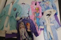New Product 14 girls x store frozen onesies and robes just £3.65 each