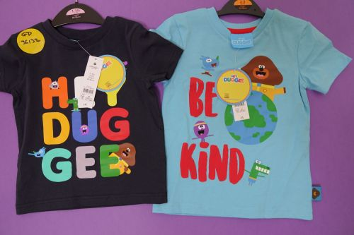 New Product 18 boys x store hey duggie t shirts just £1.50 each
