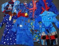 New Product 14 boys fleece onsies bath robes just £4.00 each