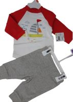 9 little wonders baby 2 piece sets body vest and jog pant just £2.65 each  IN4LQ / SY7585